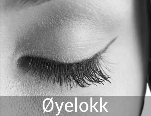 Øvre og nedre øyelokk er en av våre spesialiteter. Vi garanterer resultatet.
